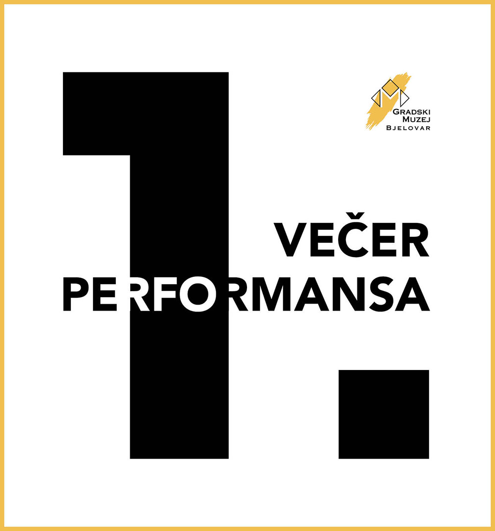 Večer performansa